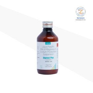 Magaldrate 400mg + Simethicone 20mg / 5ml - Antacid Solution